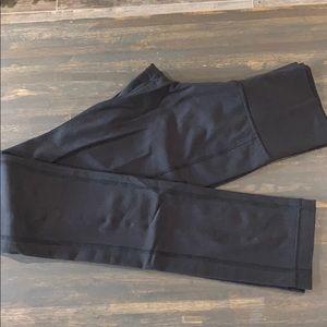 Lululemon Leggings Size 4 Straight leg Black